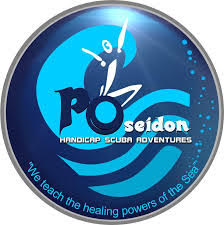 Founded in 1992, Poseidon Handicap Scuba Adventures, a non-profit organization, dedicates itself to improving the physical and social well being of people with disabilities by teaching underwater educational programs to disabled individuals utilizing the Handicap Scuba Association guidelines.